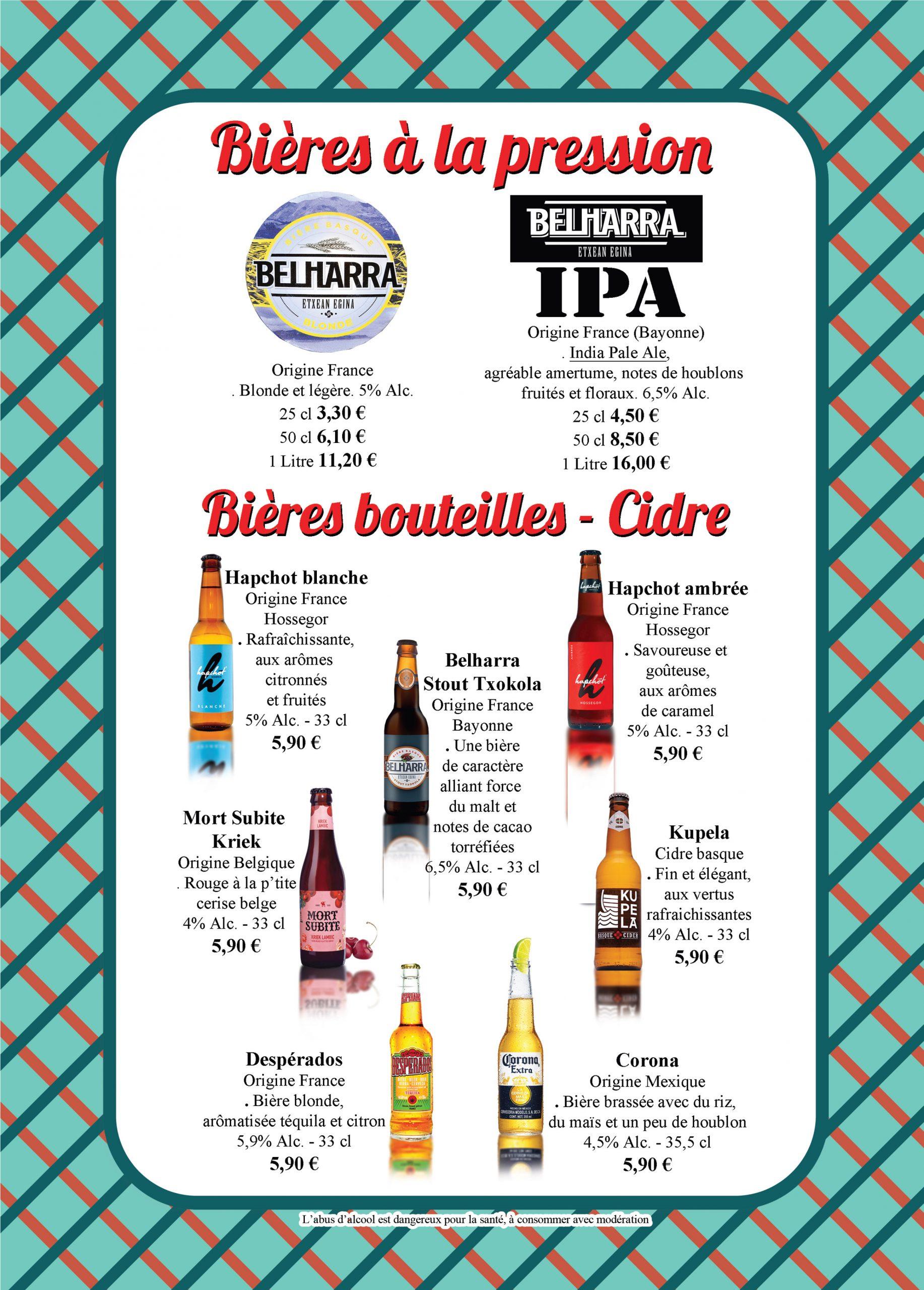 1- Bières 20-05-20